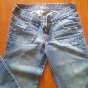 New York & Company Jeans - Flared blue jeans